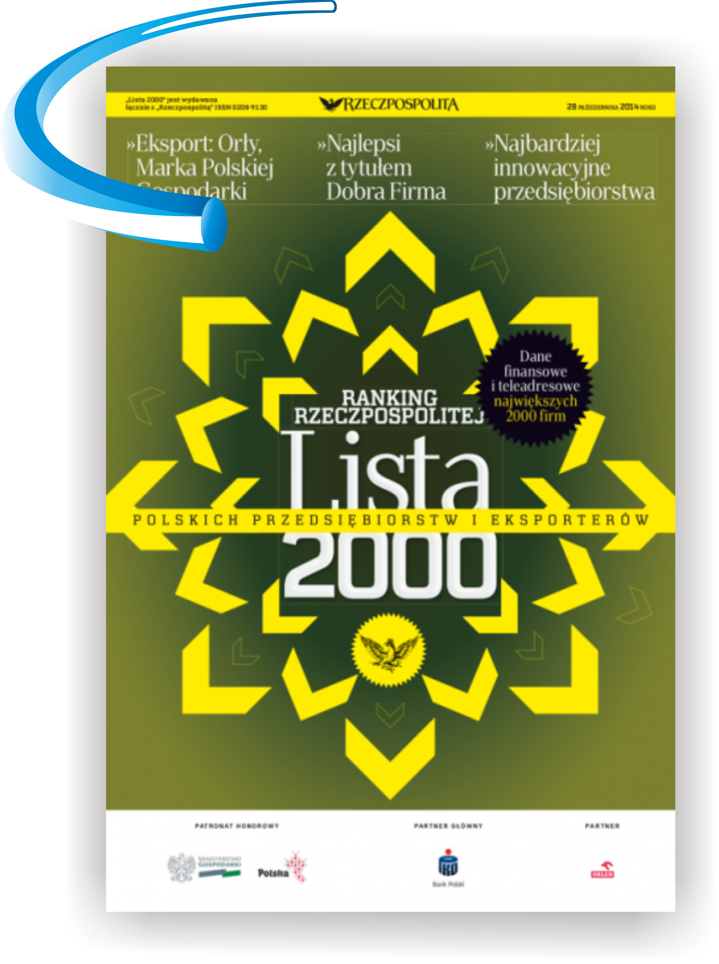 Lista 2000 - ranking by
